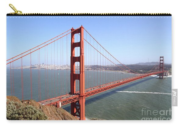 The San Francisco Golden Gate Bridge 7d14507 Carry-all Pouch