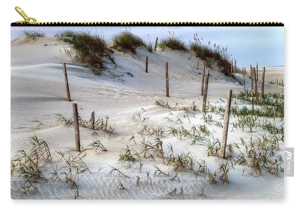 The Sands Of Obx Hdr II Carry-all Pouch