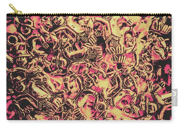 The Scare And The Crows Carry-all Pouch