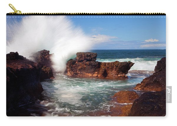 The Sea Explodes Carry-all Pouch