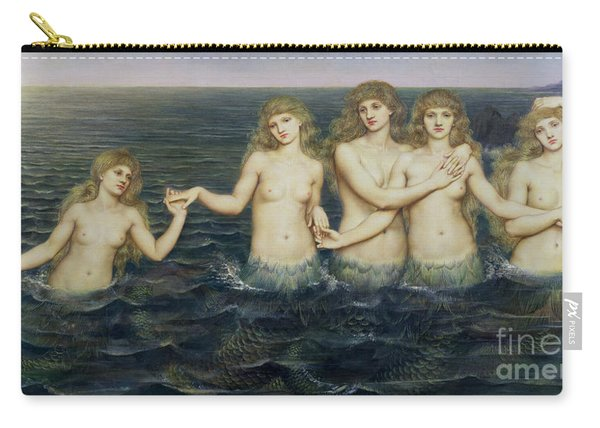 The Sea Maidens Carry-all Pouch