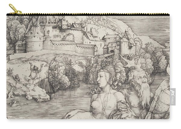 The Sea Monster Carry-all Pouch