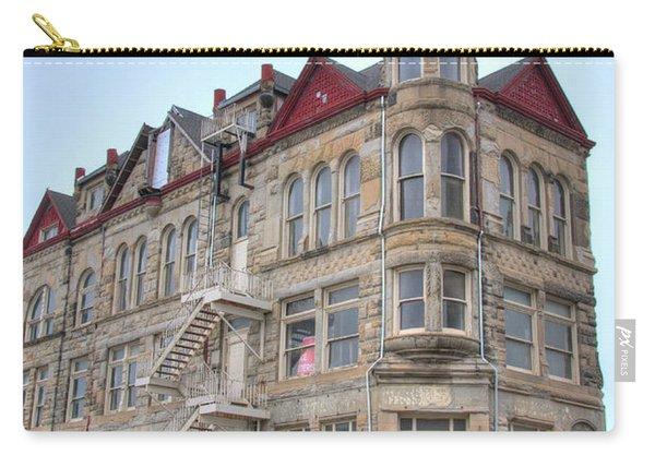 The Sedalia Trust Building Carry-all Pouch