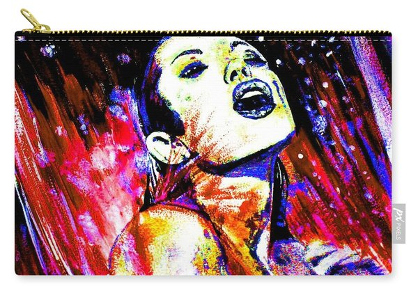 The Sensual Woman 1 Carry-all Pouch