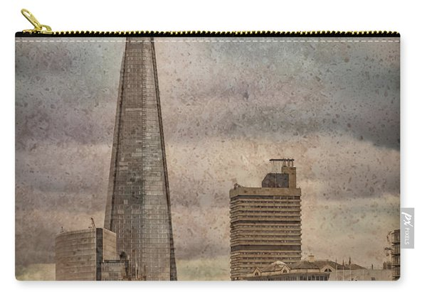 London, England - The Shard Carry-all Pouch