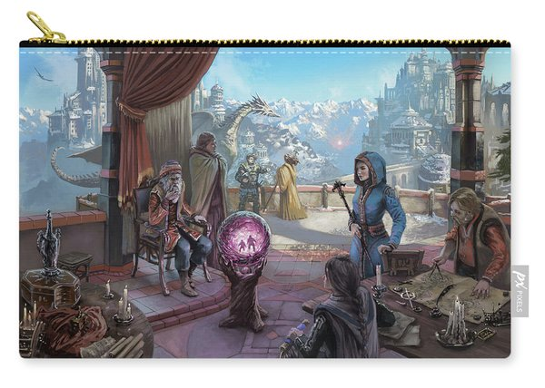 The Shattered Carry-all Pouch