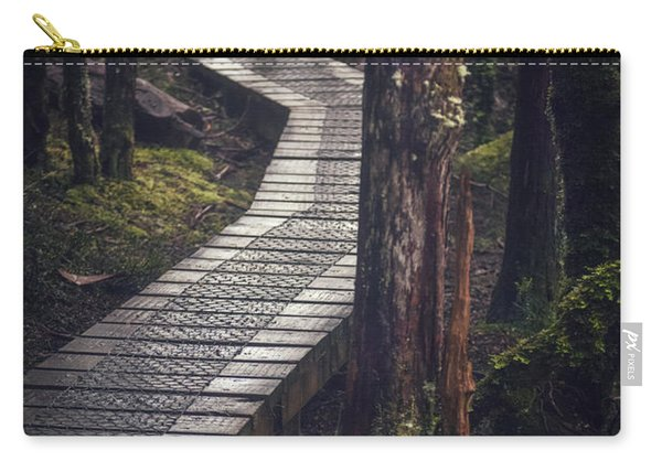 The Shining Path Carry-all Pouch
