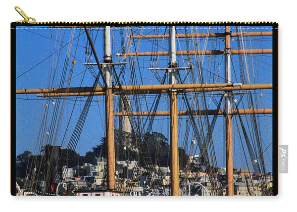 The Ship Balclutha Carry-all Pouch