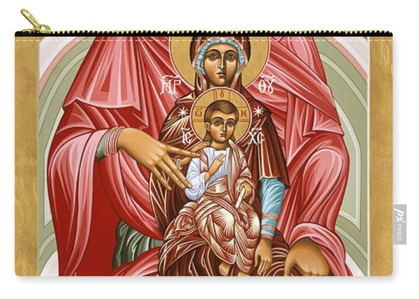 The Shrine Of St Anne 058 Carry-all Pouch