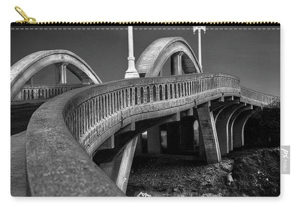 The Sierra Vista Bridge Of Roseville Carry-all Pouch