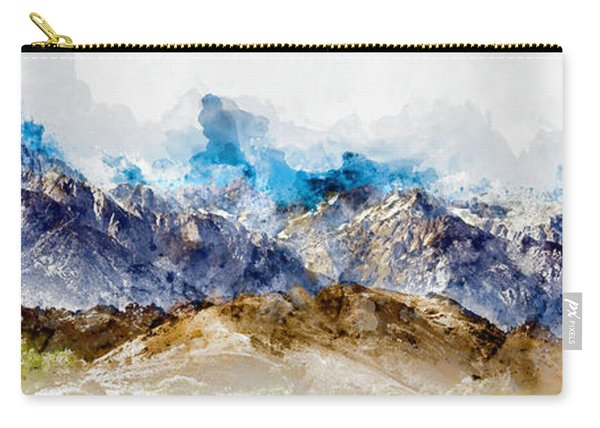 The Sierras Carry-all Pouch