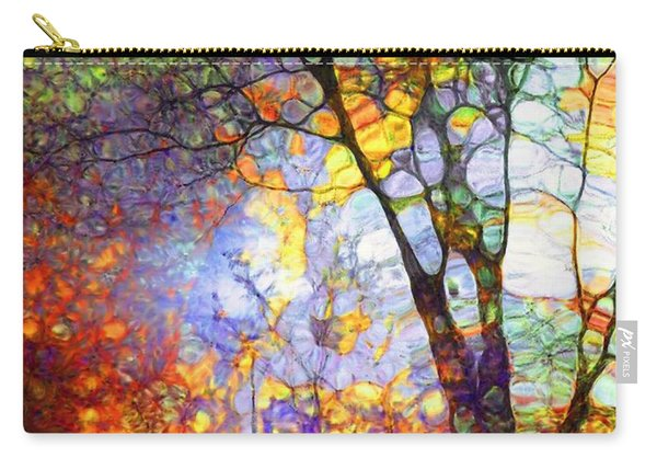The Simple Tree Carry-all Pouch