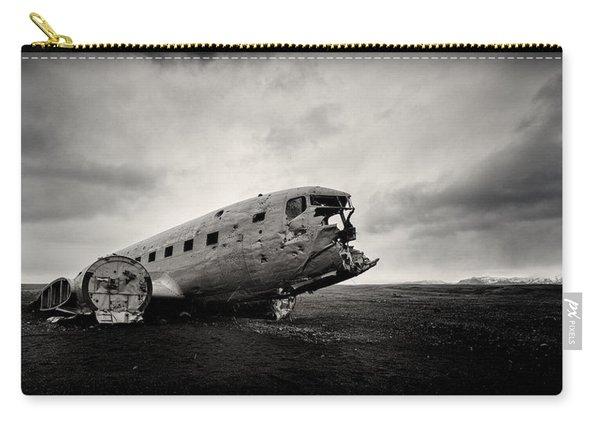 The Solheimsandur Plane Wreck Carry-all Pouch