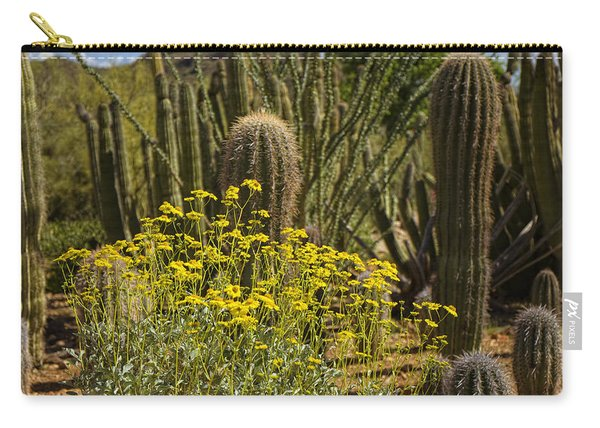 The Song Of The Sonoran Desert Carry-all Pouch