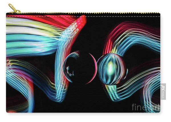 The Sound Of Light 6 Carry-all Pouch