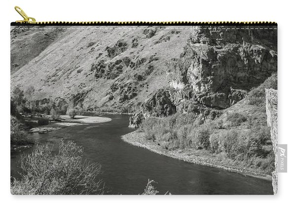 South Fork Boise River 3 Carry-all Pouch