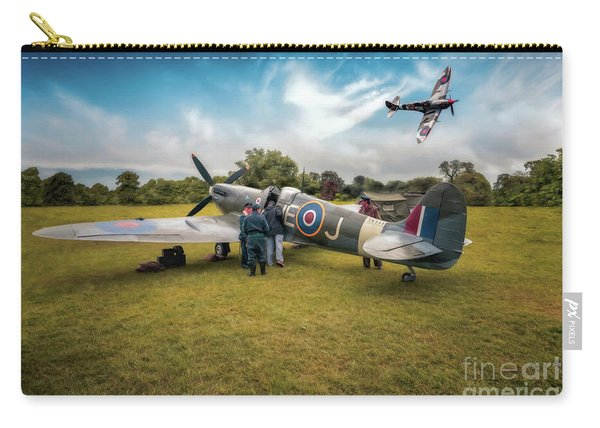 The Spitfire Parade Carry-all Pouch