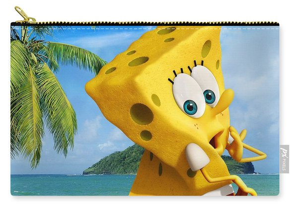 The Spongebob Movie Sponge Out Of Water Carry-all Pouch