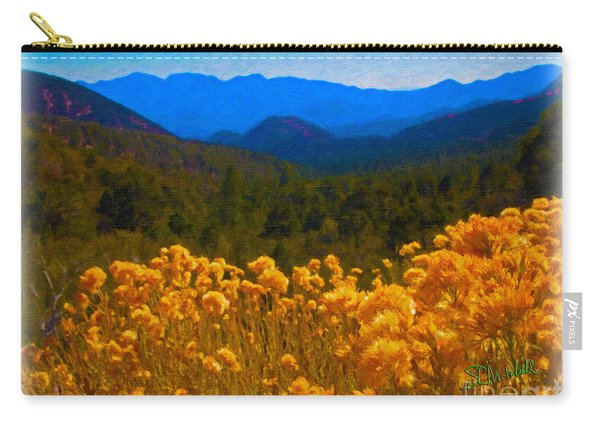 The Spring Mountains Carry-all Pouch