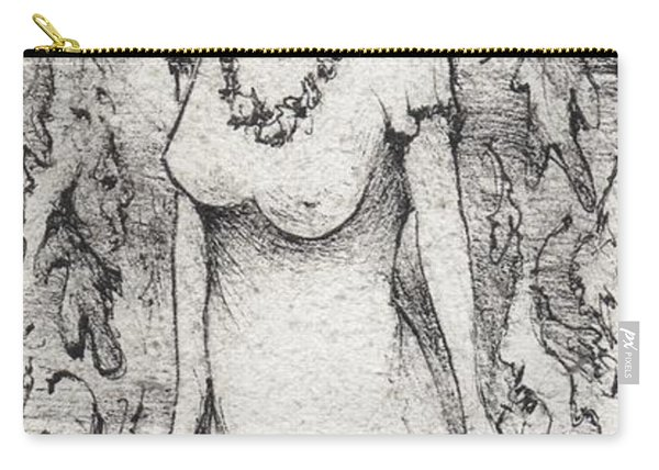 The Squirrel Girl Carry-all Pouch