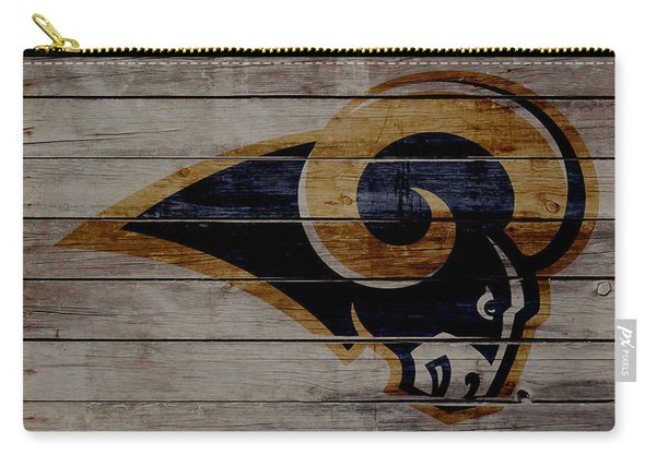 The St Louis Rams 2w Carry-all Pouch