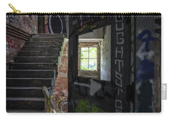 The Stairs Beyond The Door Carry-all Pouch