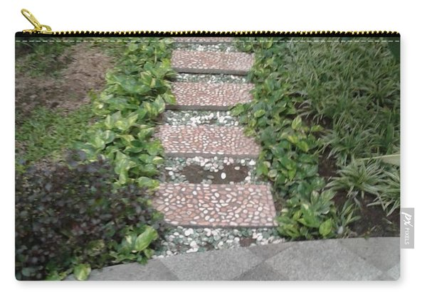 The Stepping Stone Carry-all Pouch