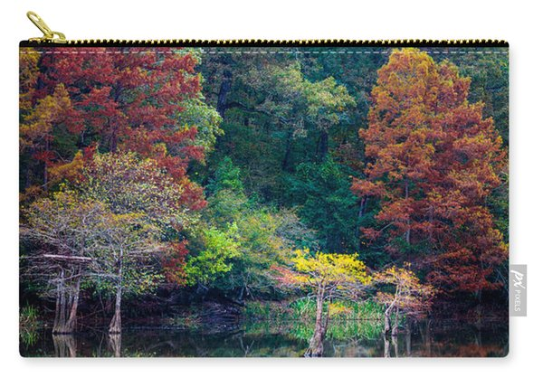 The Stillness Of The River Carry-all Pouch
