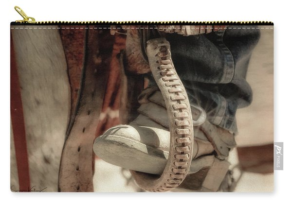 The Stirrup Carry-all Pouch
