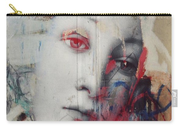 The Story In Your Eyes  Carry-all Pouch