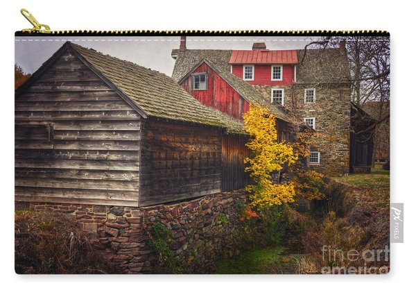 The Stover-meyers Mill Carry-all Pouch