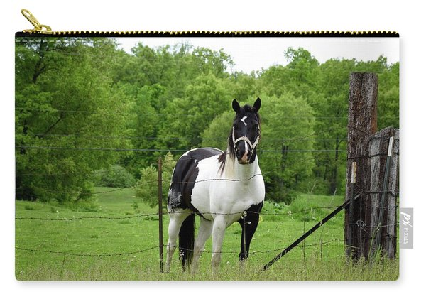 The Strong Horse Carry-all Pouch