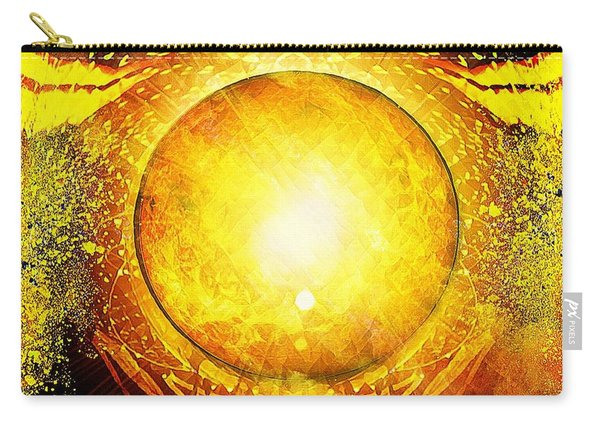The Sun In Your Hands Carry-all Pouch