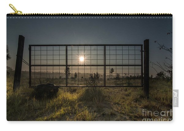 The Sun Is Free Carry-all Pouch
