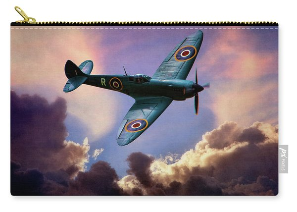 The Supermarine Spitfire Carry-all Pouch