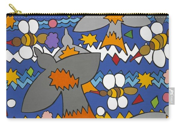 The Swallows Carry-all Pouch