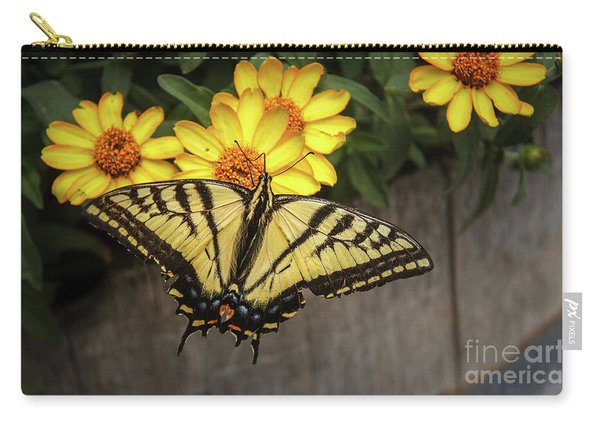 The Swallowtail Carry-all Pouch