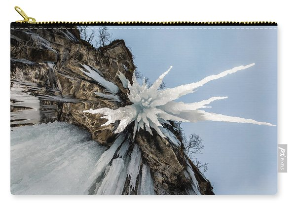 The Sword Of Damocles Carry-all Pouch