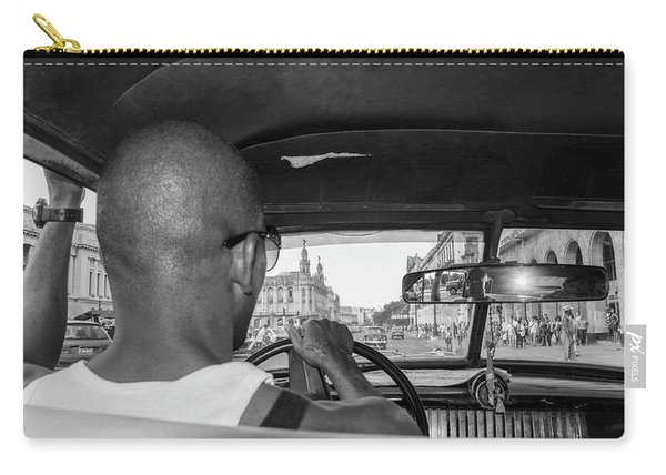 From The Taxi Carry-all Pouch