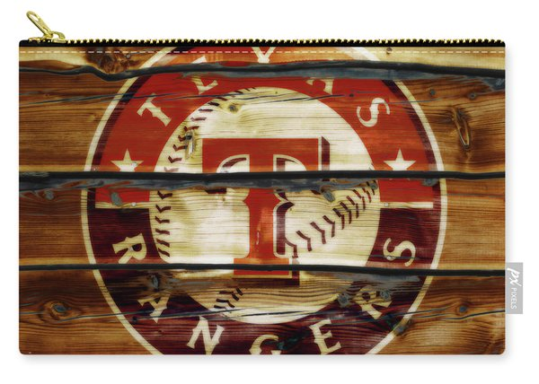 The Texas Rangers 1w Carry-all Pouch