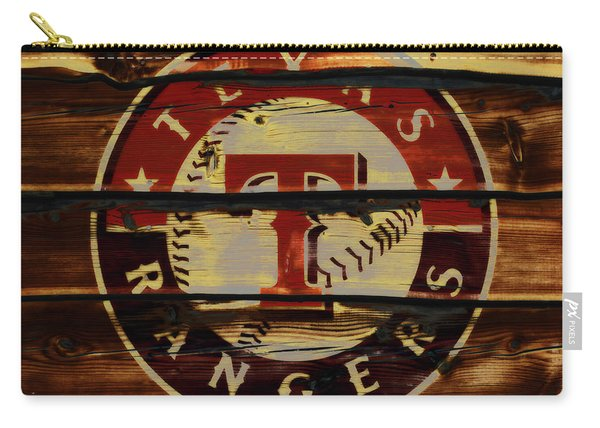 The Texas Rangers 4w Carry-all Pouch