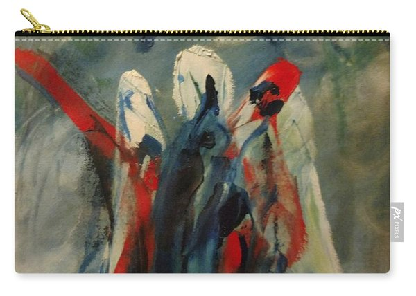 The Three Kings Of Christmas Carry-all Pouch