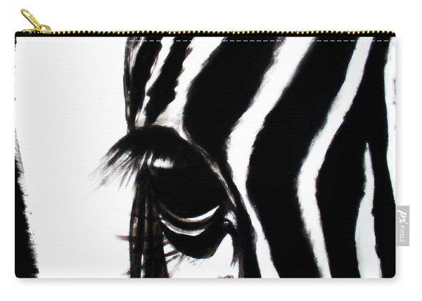 The Three Musketeers - Zebra Carry-all Pouch