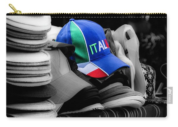 The Tifosi Cap Carry-all Pouch