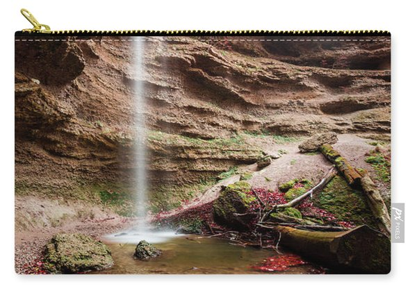 The Tiny Waterfall Carry-all Pouch