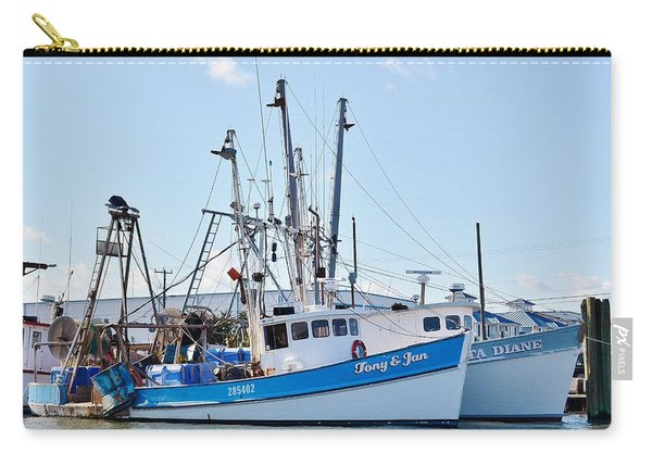 The Tony And Jan - West Ocean City Harbor Carry-all Pouch