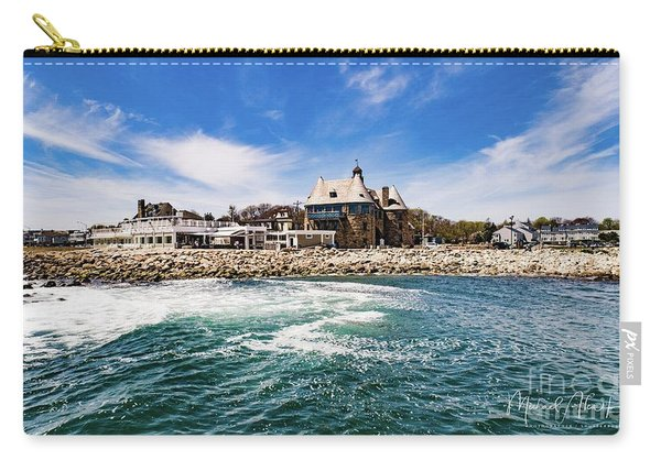 The Towers Of Narragansett  Carry-all Pouch