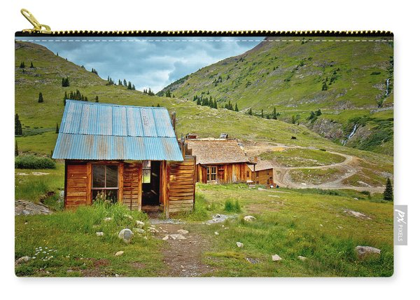The Town Of Animas Forks Carry-all Pouch