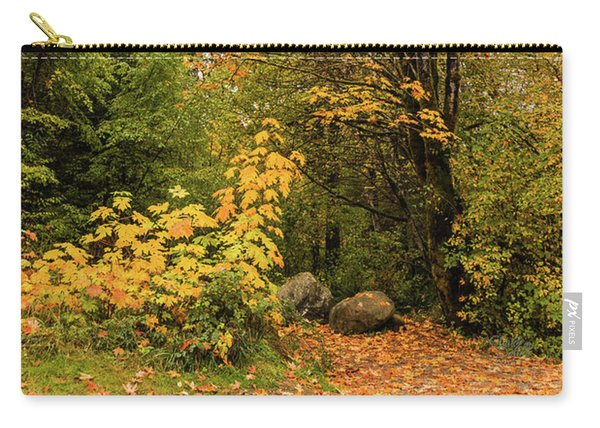 The Trail Starts Here Carry-all Pouch
