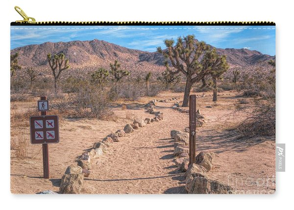 The Trailhead Carry-all Pouch